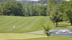 Lakeview GC - Lake: #9