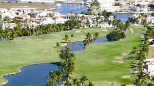 El Cid Resorts: Aerial view