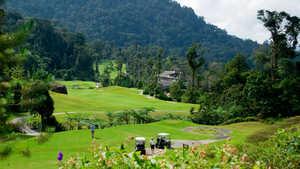Borneo Highlands Resort - Hornbill Golf & Jungle Club