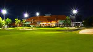 Sutera Harbour GC: Clubhouse