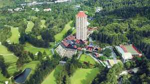 Awana GCR: Aerial view