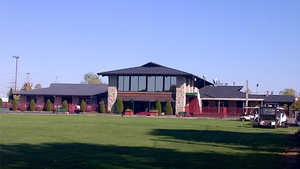 Southmoor GC: Clubhouse