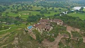 Boot Ranch GC: Aerial view
