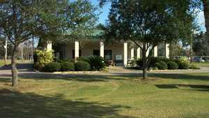 West Brazos GC: Clubhouse