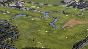 Heiloo GCC: Aerial view