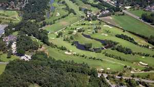 Edda Huzid GC: Aerial view