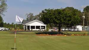 Holly Hill GC: Clubhouse