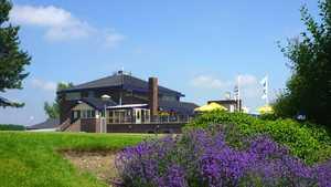 Haarlemmermeersche GC: Clubhouse