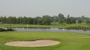 Delfland GC - Yellow