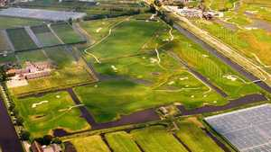Liemeer GCC -  9-hole: Aerial view