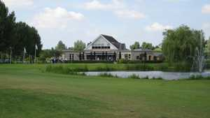 Hitland GC: Clubhouse