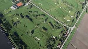 Strijen GC: Aerial view