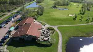 Leeuwarder Green Star GC: Clubhouse