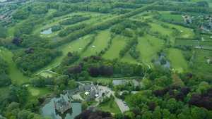 Cleydael GCC: Aerial view