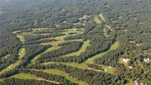 Royal Antwerp GC: Aerial view
