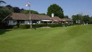 Royal Antwerp GC: Clubhouse