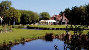 Steenhoven GCC: #18 & clubhouse