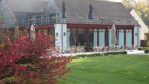 GC Kampenhout: Clubhouse