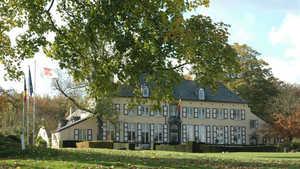 Royal GC of Belgium: Clubhouse