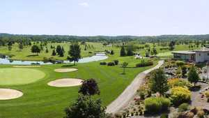 Rockway Vineyards Golf GC: Pano