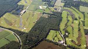 Martensplek GC: Aerial view