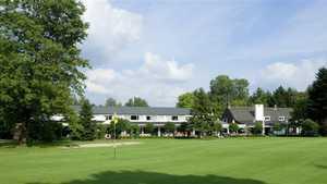 Crossmoor GCC: Clubhouse