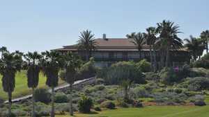 Golf del Sur: Clubhouse