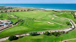 Costa Ballena Ocean GC: Driving range