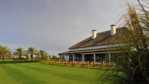 Costa Ballena Ocean GC: Clubhouse