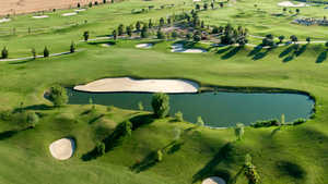 Sherry Golf Jerez: Aerial view