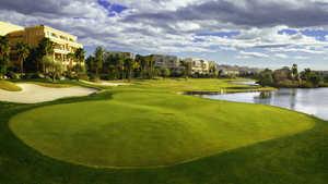 Alicante GC: #18