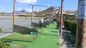 Bonalba Golf Academy: Practice area