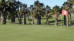 Real Club de Golf Campoamor: #8