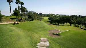 Real Club de Golf de Las Palmas: #8