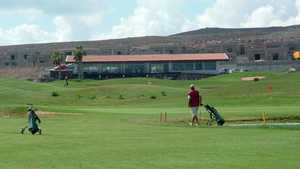 Salinas de Antigua GC: Clubhouse