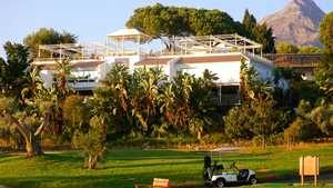 Aloha GC: Clubhouse
