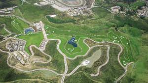 Cerrado del Aguila Golf & Resort: Aerial view