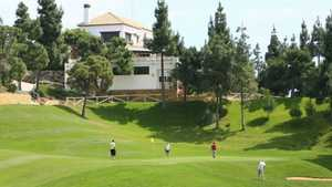 El Chaparral GC: Clubhouse