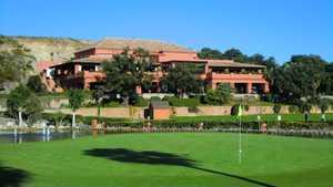 Santa Clara GC Marbella: Clubhouse
