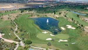Olivar de la Hinojosa GC: Aerial view