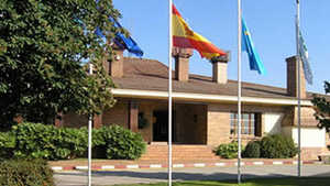 La Barganiza GC: Clubhouse