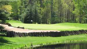 Timber Ridge GC: 16