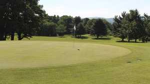 Eighteen Hole at Pine Hills CC