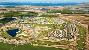 Mar Menor Golf Resort: Aerial view