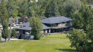 Real Club de Golf de Cerdana: Clubhouse