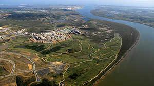 Costa Esuri GC - West: Aerial view