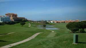 Islantilla Golf Resort - 3rd Nine: #7