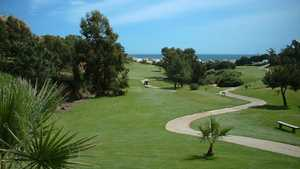 Islantilla Golf Resort - 1st Nine/2nd Nine: #3, #11