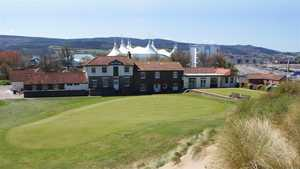 Minehead & West Somerset GC: Clubhouse