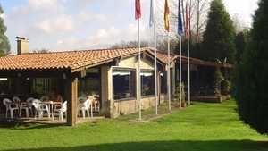 Val de Rois GC: Clubhouse